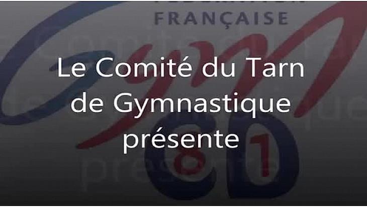 Camp d'été de Gymnastique à Razisse - des cadres formés en Midi-Pyrénées